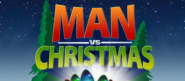 Man vs. Christmas